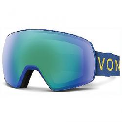 VonZipper Satellite Goggle Blue Satin / Quasar Chrome