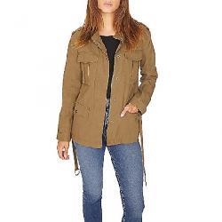 Sanctuary Women's Kinship Surplus Jacket Prosperity Green