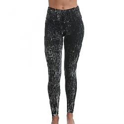 Vimmia Women's High Waist Crackle Legging Black