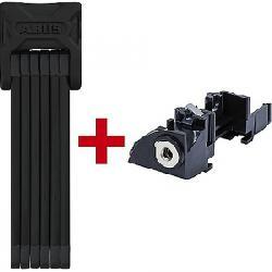 Abus Bordo 6000 Folding Lock and Bosch Battery Black