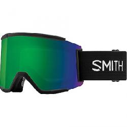 Smith Squad XL ChromaPop Snow Goggle Black / CPop Sun Green/ CPop Storm Rose Fls