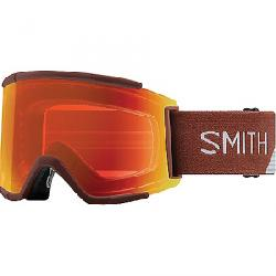 Smith Squad XL ChromaPop Snow Goggle Adobe Split / CPop Evday Red/ CPop Storm Rose Fls