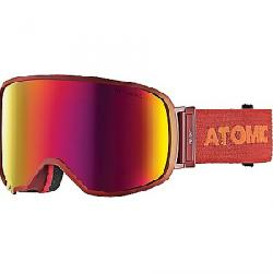 Atomic Revent L FDL Stereo Goggle Red