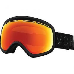 VonZipper Skylab Goggle Black Satin / Fire Chrome