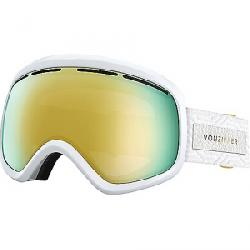 VonZipper Skylab Goggle White Satin / Gold Chrome