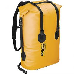 SealLine Boundary Portage Pack Yellow