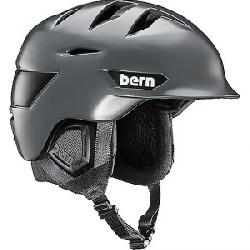 Bern Men's Rollins Helmet Satin Grey