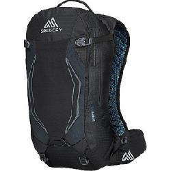 Gregory Men's Drift 14L 3D Hydration Pack Deadbolt Black