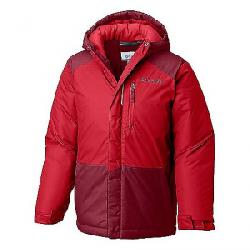 Columbia Youth Boys' Lightning Lift Jacket Red Spark / Red Element