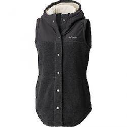 Columbia Women's Benton Springs Overlay Vest Charcoal Heather / Shark