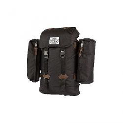 Poler Stuff Classic Rucksack Pack Black