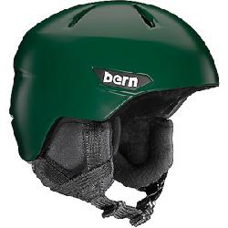 Bern Men's Weston Helmet Hunter Green / Black