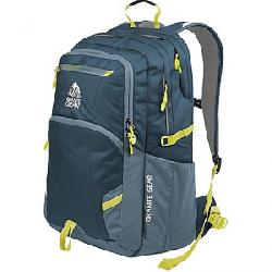 Granite Gear Sawtooth Backpack Basalt / Bleumine / Neolime