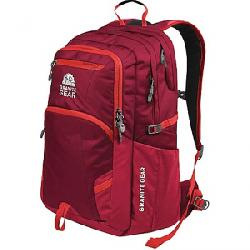 Granite Gear Sawtooth Backpack Harvest Red / Red Rock / Ember Orange