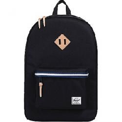 Herschel Supply Co Heritage Backpack Black / Blueprint / White