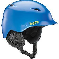 Bern Kids' Camino Helmet Satin Cobalt Blue / Black