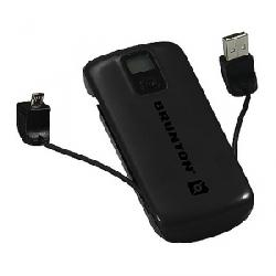 Brunton Metal Charger Black