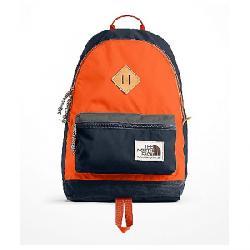 The North Face Berkeley Backpack Urban Navy / Persian Orange