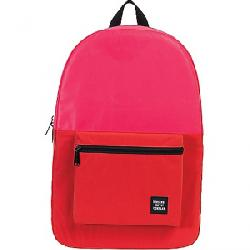 Herschel Supply Co Packable Daypack Neon Pink Reflective / Red Reflective
