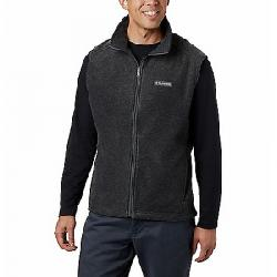 Columbia Men's Steens Mountain Vest Charcoal Heather
