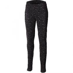 Columbia Women's Glacial Fleece Printed Legging Black Tweed