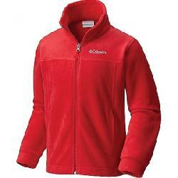 Columbia Youth Boys' Steens MT II Fleece Jacket Mountain Red