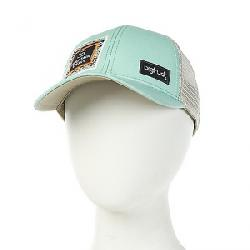 Mountain Steals Classic Trucker Hat by BigTruck Mint / White