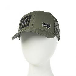 Mountain Steals Classic Trucker Hat by BigTruck Olive / Olive