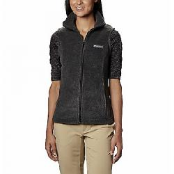 Columbia Women's Benton Springs Vest Charcoal Heather