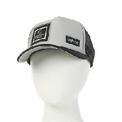 Mountain Steals Big Foam Trucker Hat by BigTruck Grey / Black