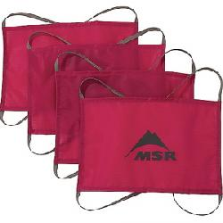 MSR Snow / Sand Tent Anchors Red