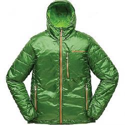 Big Agnes Men's Farnsworth Hooded Jacket Pine / Lime