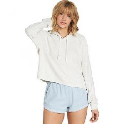 Billabong Women's Short Story Top Ice Athletic Grey