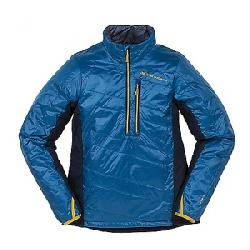 Big Agnes Men's Dome Peak Pullover Jacket Blue / Navy