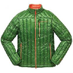 Big Agnes Men's Hole in the Wall Down Jacket Pine / Lime