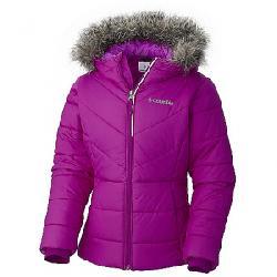 Columbia Youth Girls' Katelyn Crest Jacket Bright Plum