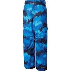 Columbia Youth Boys' Ice Slope II Pant Collegiate Navy Animal Print