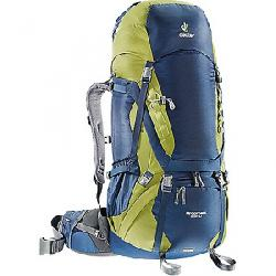 Deuter Aircontact 55 + 10 Pack Midnight / Moss