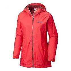 Columbia Women's Switchback Lined Long Jacket Red Mercury