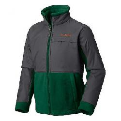 Columbia Youth Boys' Steens MT Overlay Jacket Forest / Grill