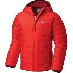 Columbia Toddler Powder Lite Puffer Jacket Red Spark