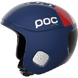 POC Sports Skull Orbic Comp SPIN AD Helmet Lead Blue