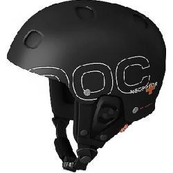 POC Sports Receptor+ Helmet Uranium Black