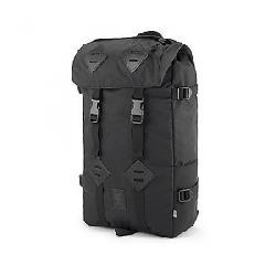 Topo Designs Klettersack 22L X-Pac / Ballistic Black