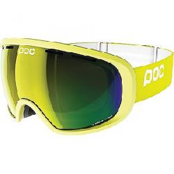 POC Sports Fovea Goggle with Extra Lens Hexane Yellow