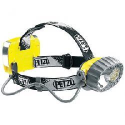 Petzl Duo LED 14 Headlamp Grey / Yellow