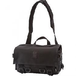 Topo Designs Field Bag Ballistic Black