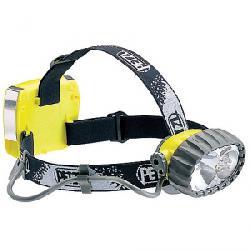 Petzl Duo LED 5 Headlamp Grey / Yellow
