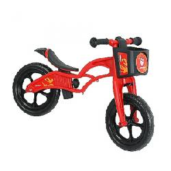 WeeHoo Balance Bike Red