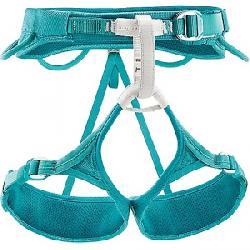 Petzl Women's Luna Climbing Harness Turquoise